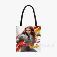 Ant Man Hannah John Kamen Custom Personalized Tote Bag Polyester with Small Medium Large Size