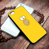 The Simpsons  face  on your case iphone 4 4s 5 5s 5c 6 6plus 7 case / cases