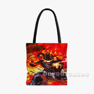 Inhuman Marvel Custom Personalized Tote Bag Polyester with Small Medium Large Size