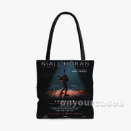 Niall Horan Flicker World Tour 2018 Custom Personalized Tote Bag Polyester with Small Medium Large Size