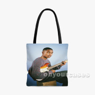 Steve Lacy Custom Personalized Tote Bag Polyester with Small Medium Large Size