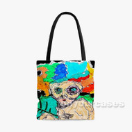 Still Woozy Custom Personalized Tote Bag Polyester with Small Medium Large Size
