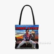 Street Justice Custom Personalized Tote Bag Polyester with Small Medium Large Size