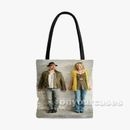 Sugarland Custom Personalized Tote Bag Polyester with Small Medium Large Size