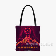 Suspiria Custom Personalized Tote Bag Polyester with Small Medium Large Size