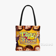 That 70s Show Custom Personalized Tote Bag Polyester with Small Medium Large Size