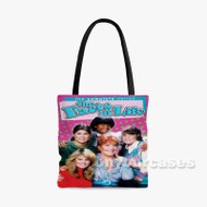 The Facts of Life Custom Personalized Tote Bag Polyester with Small Medium Large Size