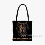 The Marcus King Band Custom Personalized Tote Bag Polyester with Small Medium Large Size