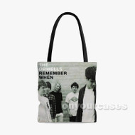 The Orwells Custom Personalized Tote Bag Polyester with Small Medium Large Size