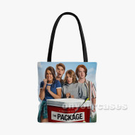 The Package Custom Personalized Tote Bag Polyester with Small Medium Large Size