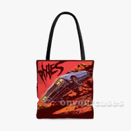 The Pixies Custom Personalized Tote Bag Polyester with Small Medium Large Size