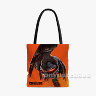 The Predator Custom Personalized Tote Bag Polyester with Small Medium Large Size