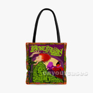 The Sanderson Sisters Custom Personalized Tote Bag Polyester with Small Medium Large Size