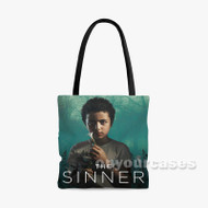 The Sinner Custom Personalized Tote Bag Polyester with Small Medium Large Size