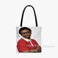 Tony Okungbowa Custom Personalized Tote Bag Polyester with Small Medium Large Size