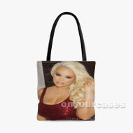 Trisha Paytas Custom Personalized Tote Bag Polyester with Small Medium Large Size