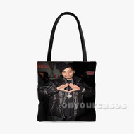 Tru Life Custom Personalized Tote Bag Polyester with Small Medium Large Size