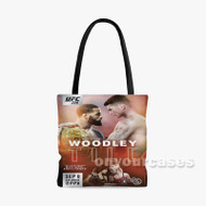 UFC 228 Custom Personalized Tote Bag Polyester with Small Medium Large Size