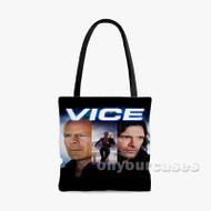 Vice Custom Personalized Tote Bag Polyester with Small Medium Large Size