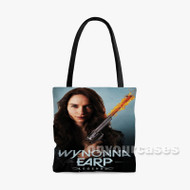 Wynonna Earp Custom Personalized Tote Bag Polyester with Small Medium Large Size