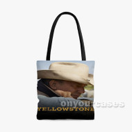 Yellowstone Custom Personalized Tote Bag Polyester with Small Medium Large Size