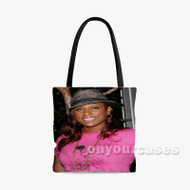 Yo Yo Rapper Custom Personalized Tote Bag Polyester with Small Medium Large Size