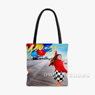 Younger TV Show Custom Personalized Tote Bag Polyester with Small Medium Large Size