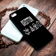 TRIQUETRA LED ZEPPELIN  on your case iphone 4 4s 5 5s 5c 6 6plus 7 case / cases