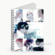 Blue Exorcist 2017 Custom Personalized Spiral Notebook Cover with Small Medium Large Size