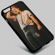Bruce Springsteen on your case iphone 4 4s 5 5s 5c 6 6plus 7 Samsung Galaxy s3 s4 s5 s6 s7 HTC Case