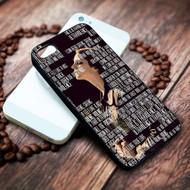 Ultraviolence Lyrics lana del rey on your case iphone 4 4s 5 5s 5c 6 6plus 7 case / cases