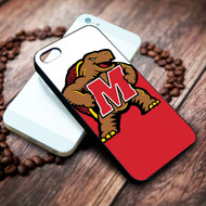 University of Maryland on your case iphone 4 4s 5 5s 5c 6 6plus 7 case / cases