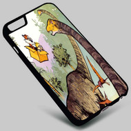 Calvin and Hobbes on your case iphone 4 4s 5 5s 5c 6 6plus 7 Samsung Galaxy s3 s4 s5 s6 s7 HTC Case