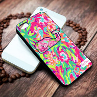 vineyard vines whale lilly pulitzer on your case iphone 4 4s 5 5s 5c 6 6plus 7 case / cases