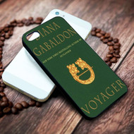 Voyager (Outlander Series #3) on your case iphone 4 4s 5 5s 5c 6 6plus 7 case / cases