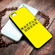 waffle house on your case iphone 4 4s 5 5s 5c 6 6plus 7 case / cases