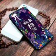 We're All Mad Here alice on your case iphone 4 4s 5 5s 5c 6 6plus 7 case / cases