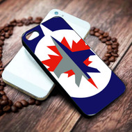 Winnipeg Jets on your case iphone 4 4s 5 5s 5c 6 6plus 7 case / cases