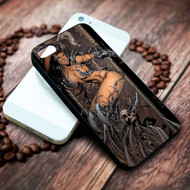 Witchblade top cow comic on your case iphone 4 4s 5 5s 5c 6 6plus 7 case / cases