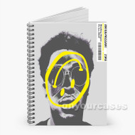 Sterling Hayes My Ngga Custom Personalized Spiral Notebook Cover with Small Medium Large Size