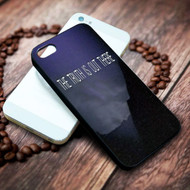 x files the truth is out there on your case iphone 4 4s 5 5s 5c 6 6plus 7 case / cases