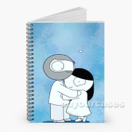 Catana Comic Custom Personalized Spiral Notebook Cover