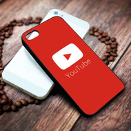 YouTube on your case iphone 4 4s 5 5s 5c 6 6plus 7 case / cases