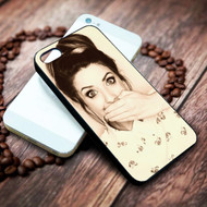 zoe sugg zoella on your case iphone 4 4s 5 5s 5c 6 6plus 7 case / cases