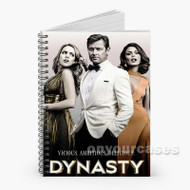 Dynasty Custom Personalized Spiral Notebook Cover