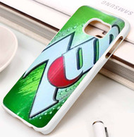 7 Up Soft Drink Samsung Galaxy S3 S4 S5 S6 S7 case / cases