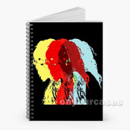 Long Way Ace Hood Custom Personalized Spiral Notebook Cover