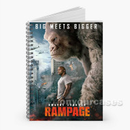 Rampage Custom Personalized Spiral Notebook Cover