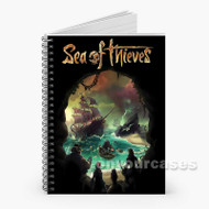 Sea of Thieves Custom Personalized Spiral Notebook Cover
