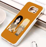Alex and Piper Orange Is The New Black Samsung Galaxy S3 S4 S5 S6 S7 case / cases